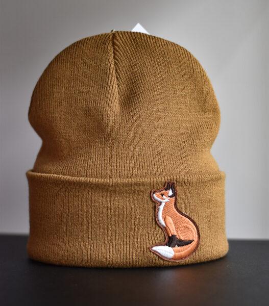 """Cepure """"LAPSA"""", karameļu brūna"""