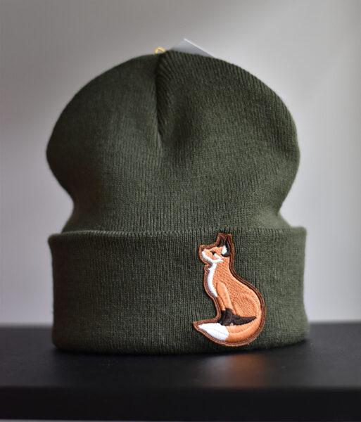 "Cepure ""LAPSA"", tumši zaļa"